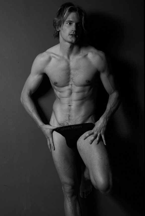 Josh pence naked