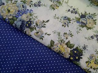 mukena katun jepang motif bunga