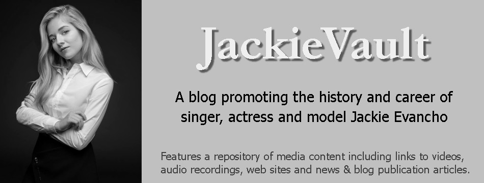 JackieVault - The History of Jackie Evancho