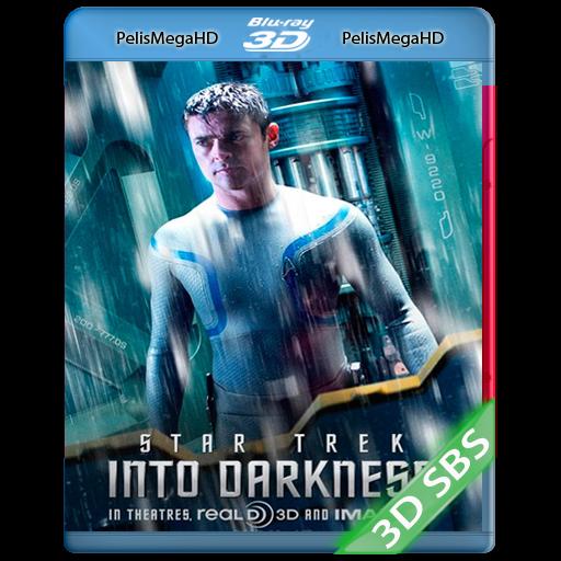 STAR TREK: EN LA OSCURIDAD (2013) 3D SBS 1080P HD MKV ESPAÑOL LATINO