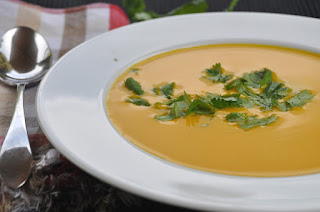 Thai Coconut Squash Soup