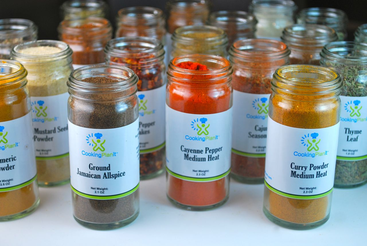 YAY! A GIVEAWAY!!!! Want some spices? I know you do... - Slow Down ...