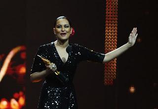 Sonakshi Sinha at IIFA Awards Hot Pics
