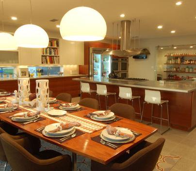 Fotos de comedores fotos de salas comedor y cocinas for Muebles para cocina comedor