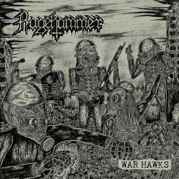 "RAGEHAMMER - ""WAR HAWKS"""