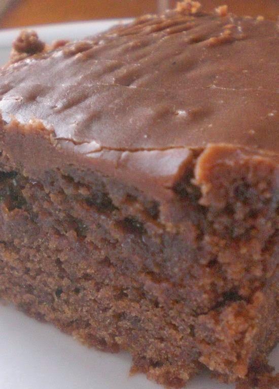 Double Chocolate Coca Cola Cake Recipe