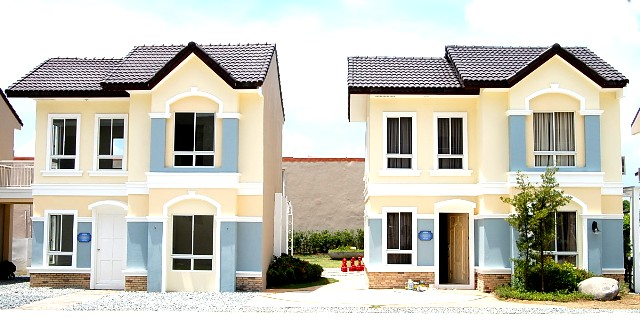 single attached house for sale lancaster cavite philippines rh buycavitehouses com