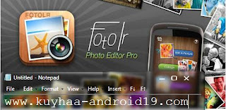 PHOTO EDITOR 2.0.0 FOR ANDROID