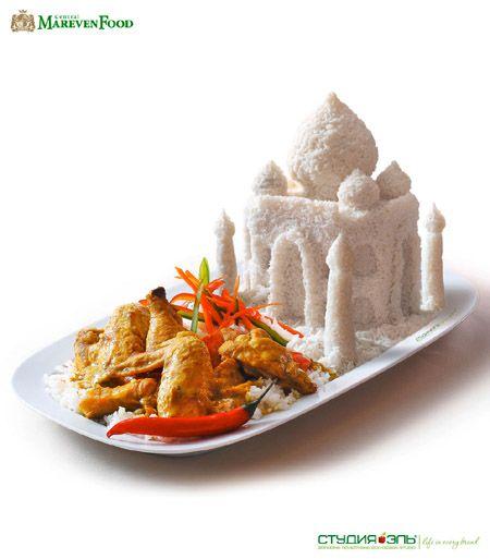 Makanan-makanan Unik Berbentuk Bangunan Terkenal Di Dunia [ www.BlogApaAja.com ]
