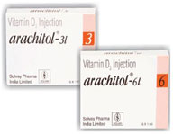 Preparing pregnancy with Arachitol 6l injection