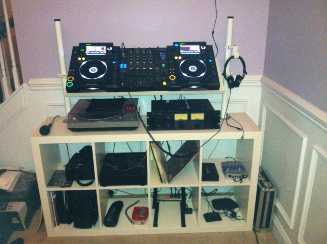 Ikea Elevated Dj Booth Get Home Decorating