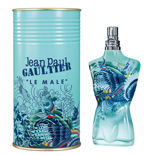 Jean paul gaultier summer 2013 the sunday girl - Le male jean paul gaultier pas cher ...