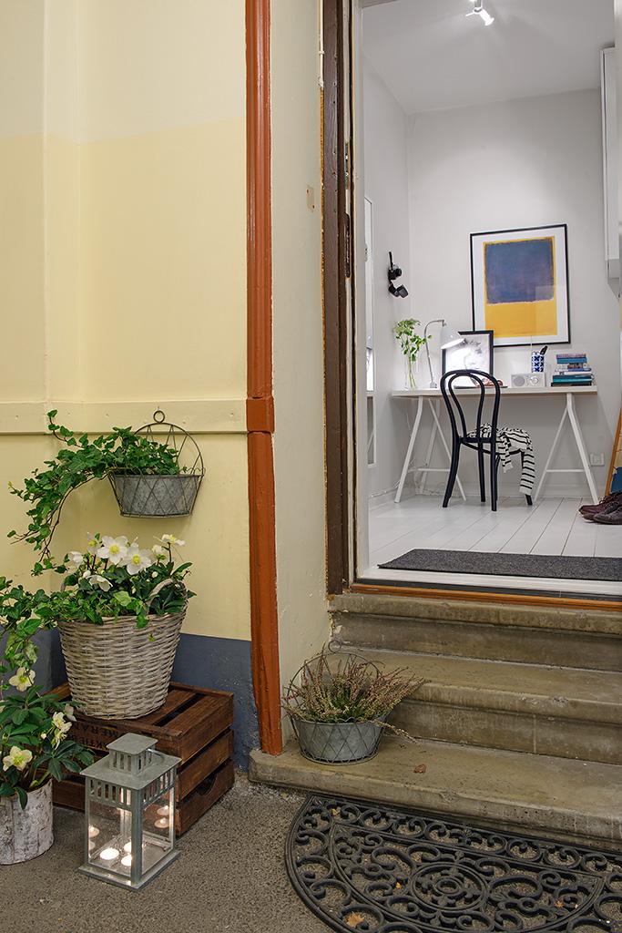 Una pizca de hogar soluciones para pisos peque os - Soluciones para pisos pequenos ...