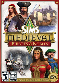 piratasthesims Download   Jogo The Sims Medieval Pirates and Nobles RELOADED PC (2011)