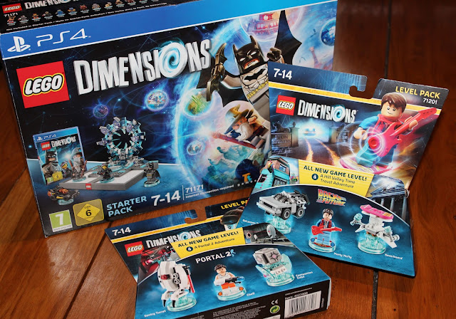 Lego Dimensions video game review | Random Nerdery