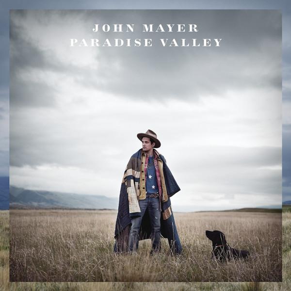 John Mayer - Paradise Valley Cover