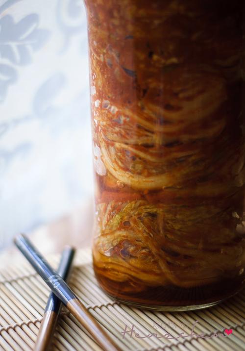 Kimchi für Anfänger