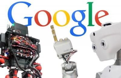 Ketika Google Berambisi Kembangkan Proyek Robotik