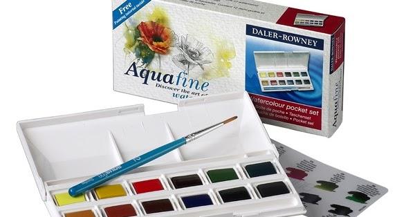 Art sur le motif mini palette pour peindre plein air l 39 aquarelle for Peindre palette