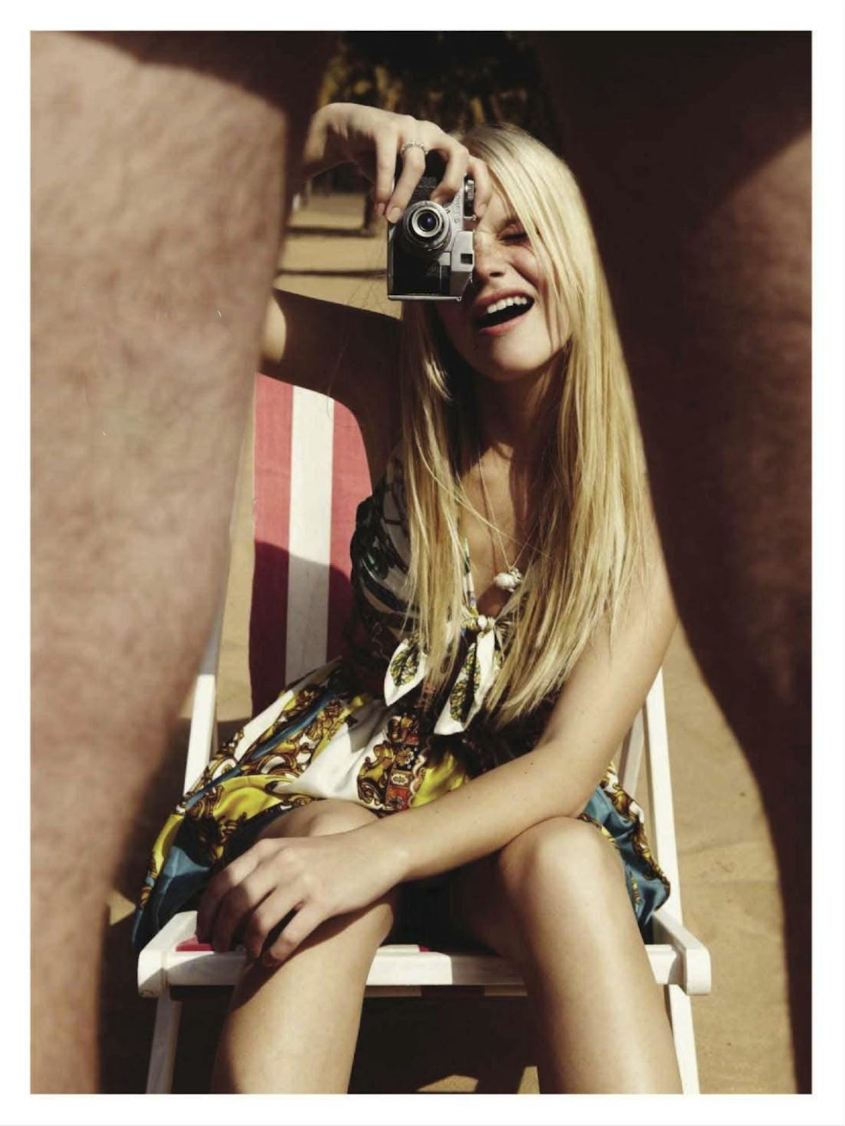 nadine leopold by paul bellaart