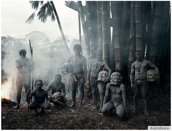Gambar Puak Orang Asli Serata Dunia Yang Mungkin Korang Belum Pernah Lihat