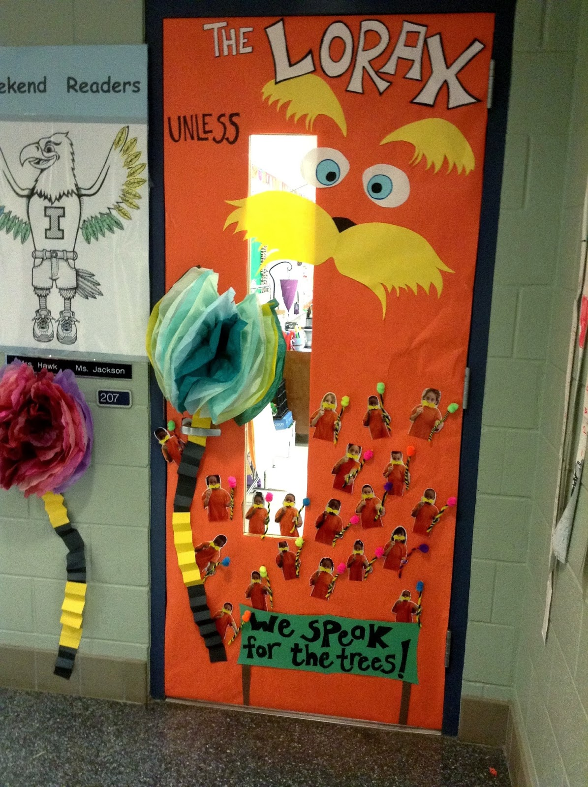 Hawk's Nest: Dr. Seuss Spirit week