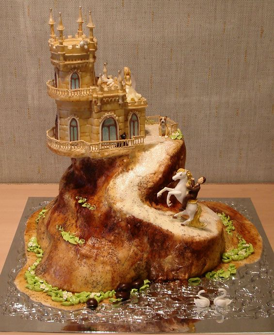 Amazing Wedding Cakes Pictures