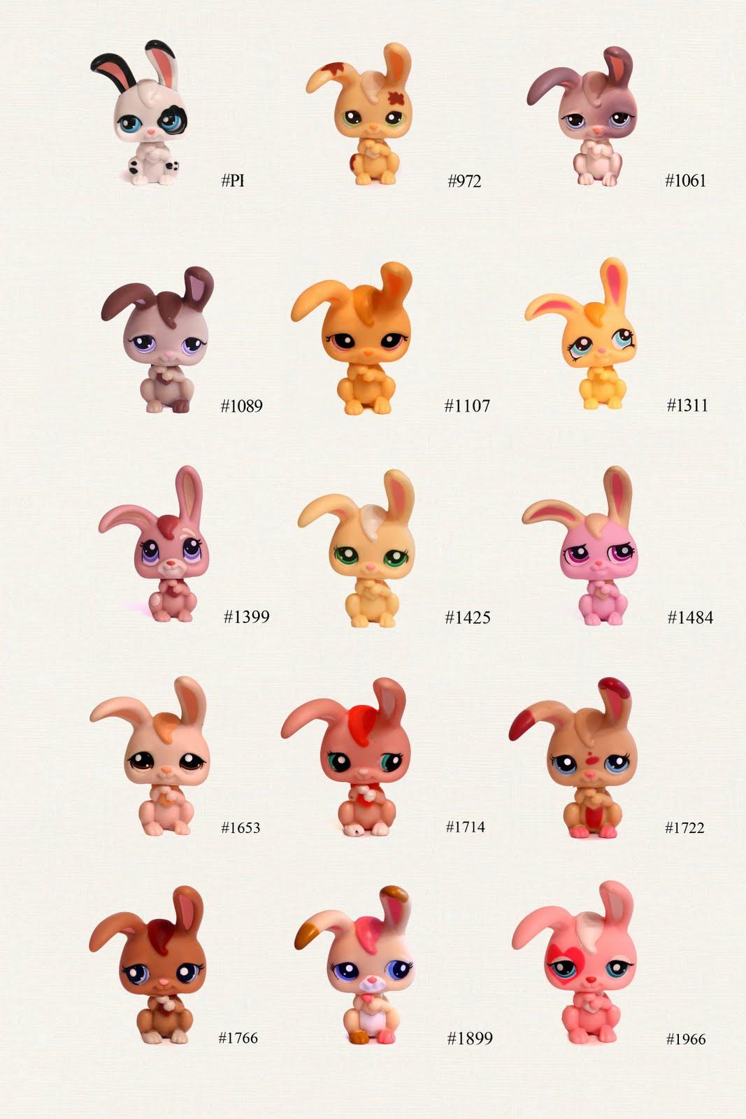 nicole s lps blog   littlest pet shop pets rabbit