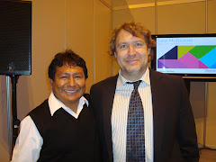 CON EL DR. GEORGE SIEMEN