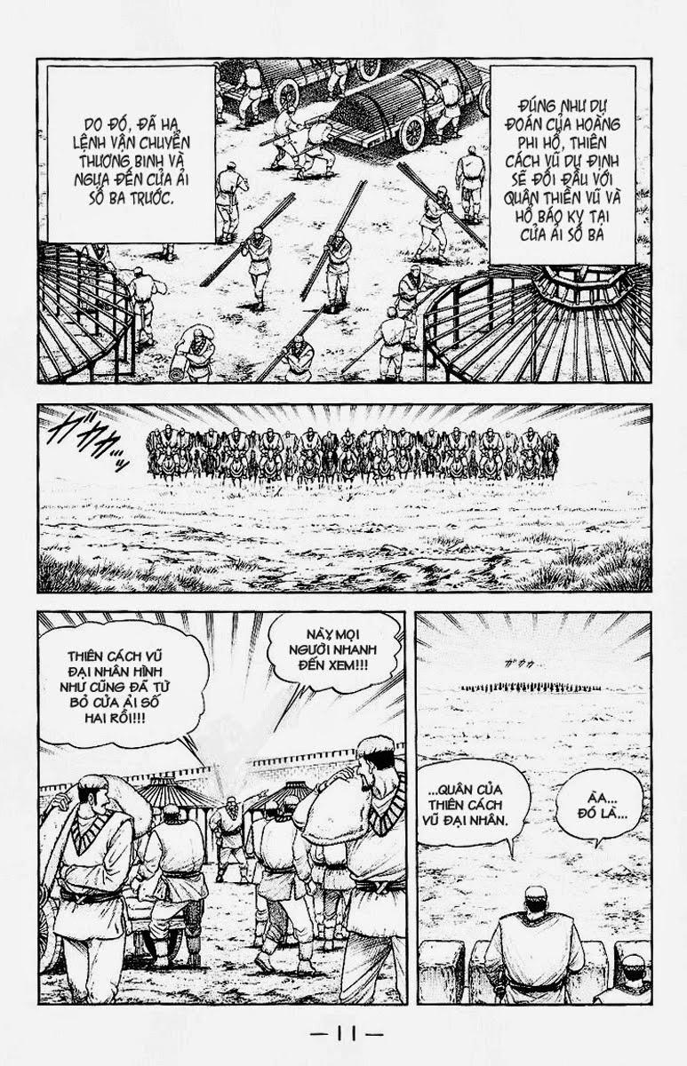 Chú Bé Rồng - Ryuuroden chap 130 - Trang 7