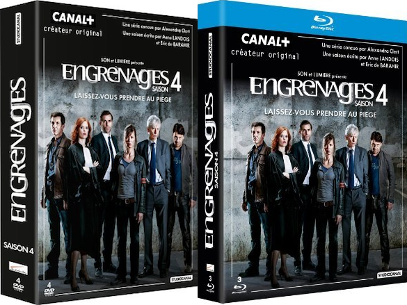 Engrenages (Spiral) - Season 5 will be filmed in 2013