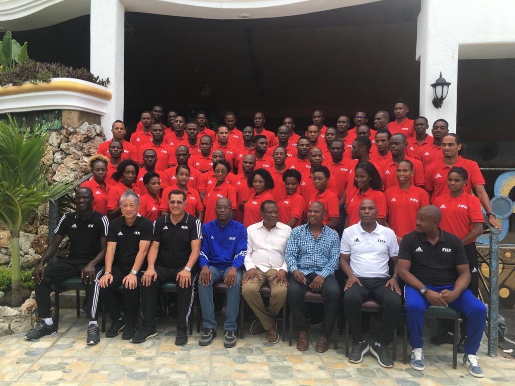 RAP 2019, Haïti était encore à l'honneur