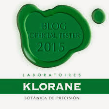 Blogger Oficial de Klorane 2015