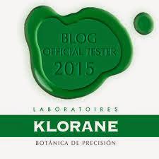 Blogger Oficial de Klorane 2015