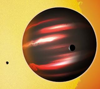 NASA Temui Planet Paling Gelap Dalam Galaksi !