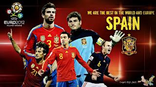 Team Unggulan Piala Eropa 2012 - Bavetline Agen Judi Bola Terpercaya