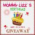 SEGMEN : MOMMY LIZZ`S BIRTHDAY GIVEAWAY