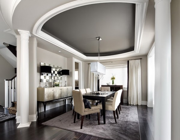 Decorating Your Dining Room Design with Dining Room Furniture   MODERN INTERIOR