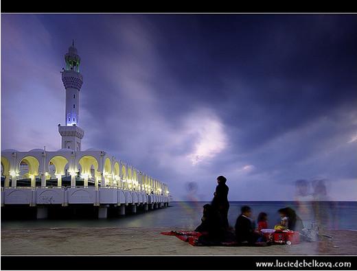 awesome inc: masjid terbagus di dunia