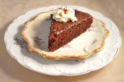 Tartine Chocolate Tea Cake Recipe