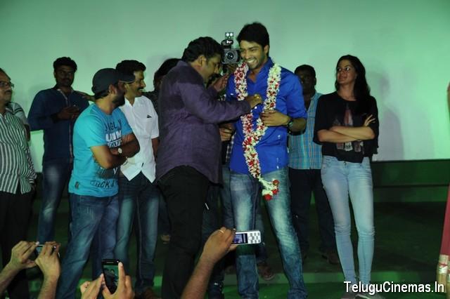 Jamesbond Success Tour in Vijayawada photos,