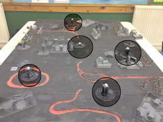 Hobbit SBG - Objectives in Moria Game Domination