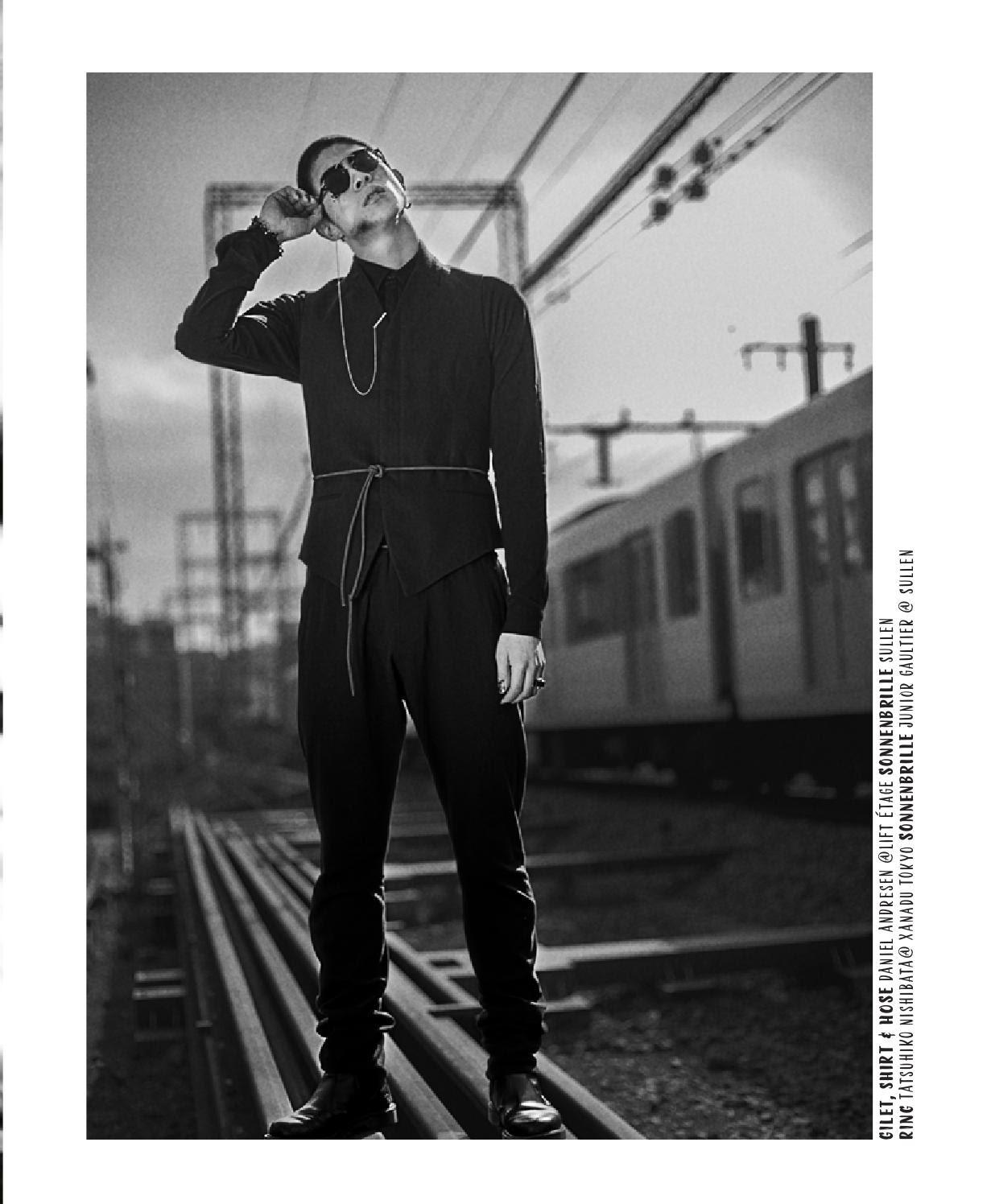Taiki Takahashi for Vangardist Magazine
