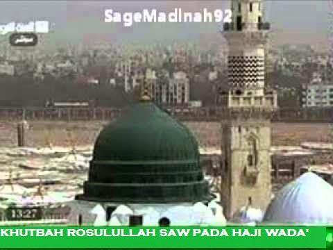 Intisari Ibroh Haji Wada