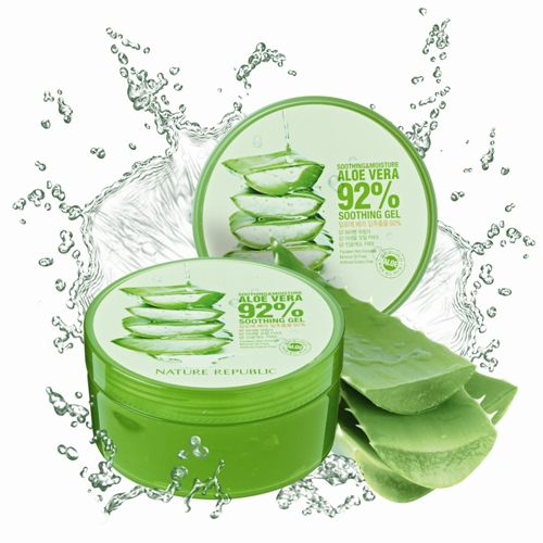 Nature Republic Aloe Vera Soothing Gel Review