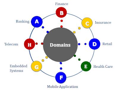 Brief Description about Different Software Testing Domains