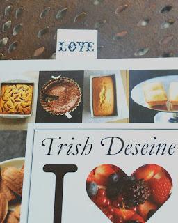 Trish Deseine marque page