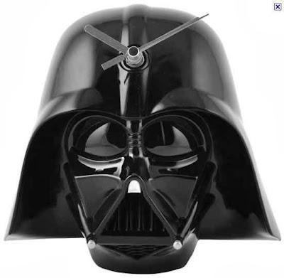 Reloj Casco de Darth Vader