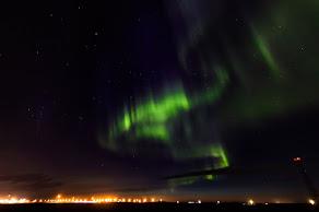 Aurora Borealis, Iceland, March 2017