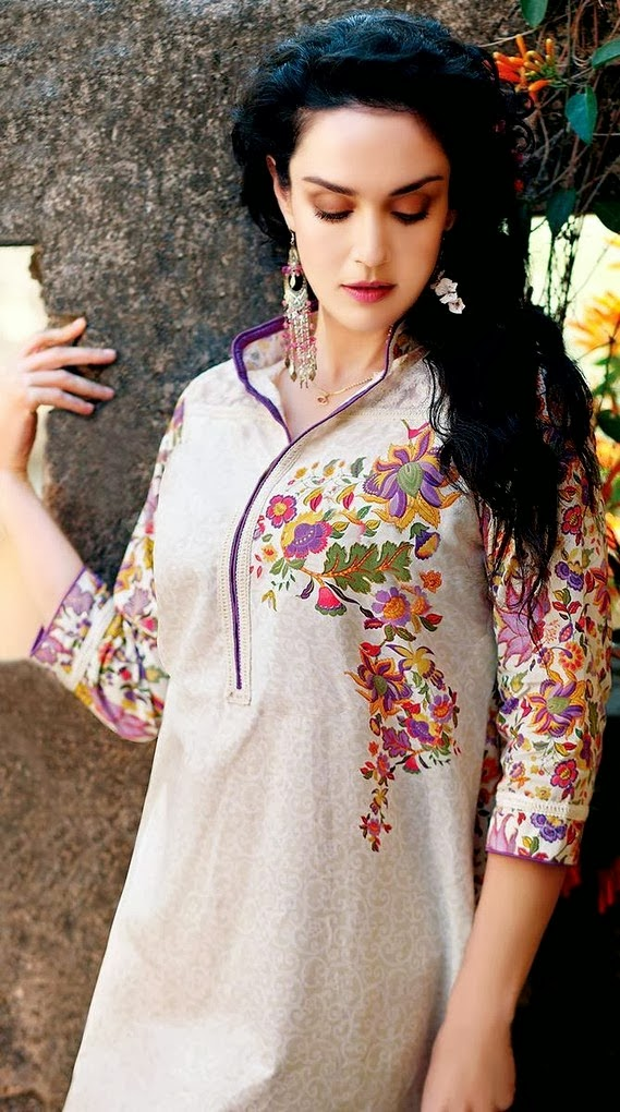 Pareesa Lawn Spring Collection